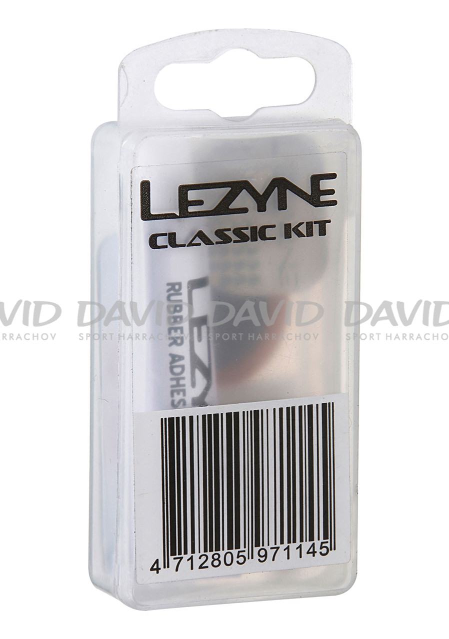 Lezyne Classic Kit Box Clear