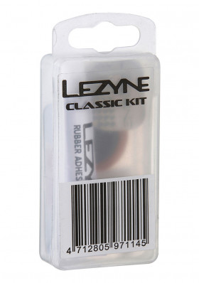 Lepení Lezyne Classic Kit Box Clear