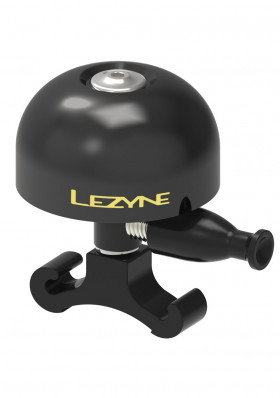 Zvonek Lezyne Classic Brass Medium All Black
