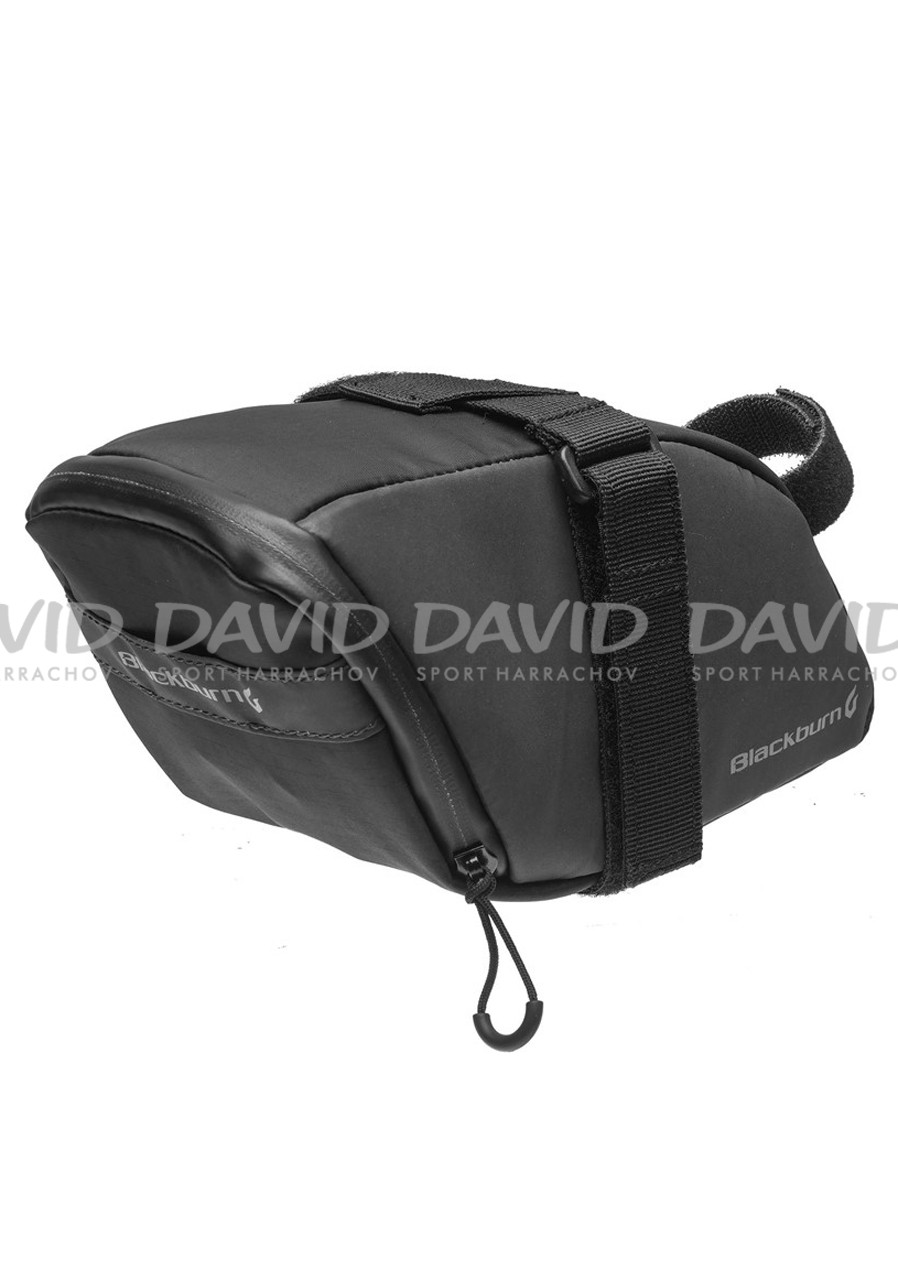 Podsedlová brašna Blackburn Grid Large Bag Black Reflective
