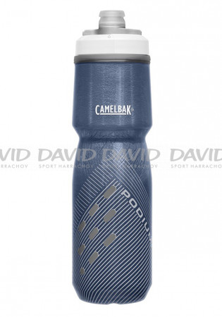 detail Láhev Camelbak Podium Chill 0,7l Navy Perforated