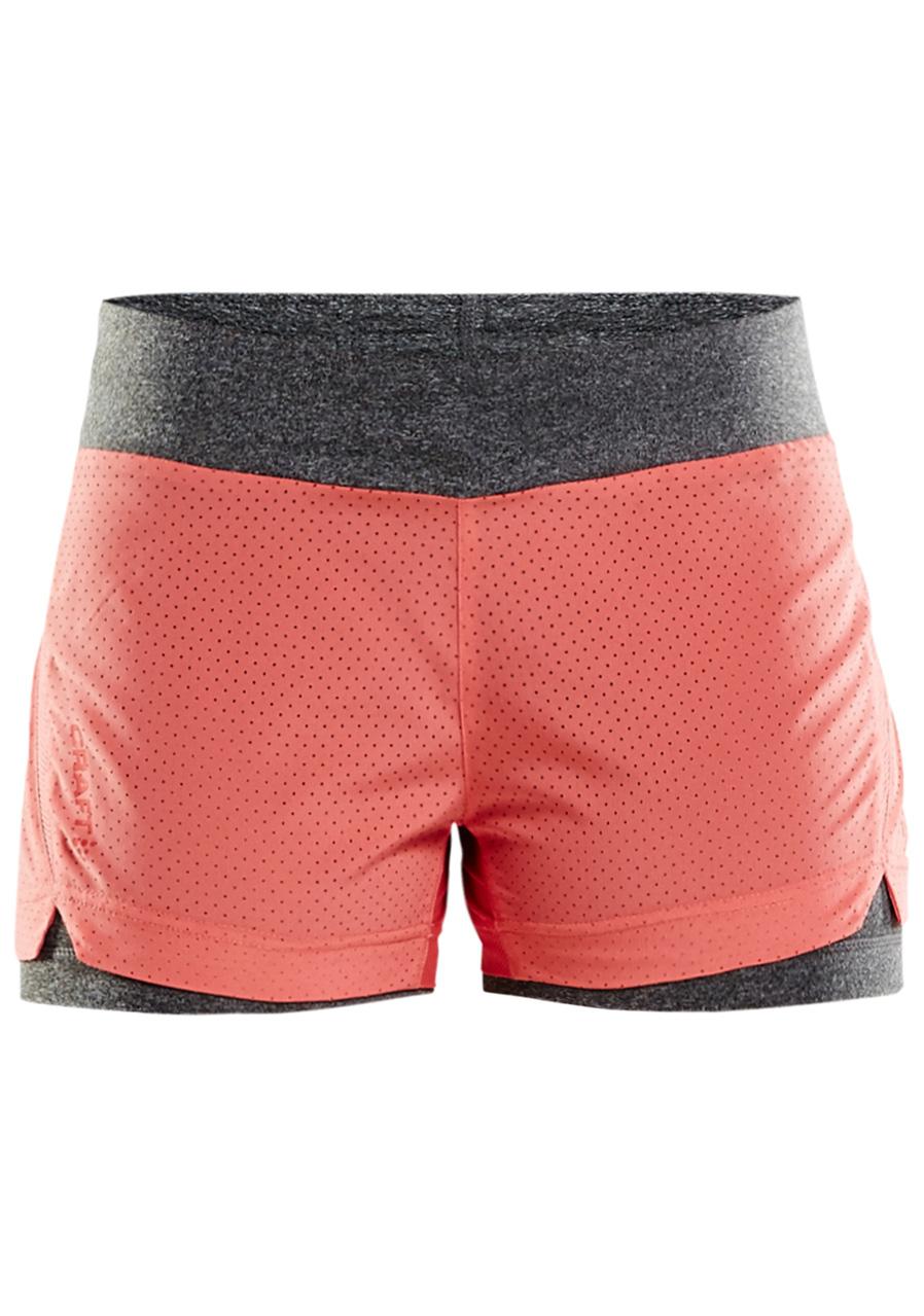 6cc0dcf819b913 Dámské sportovní kraťasy Craft Breakaway oranžové | David sport ...