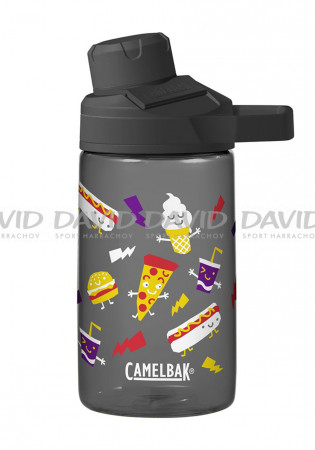 detail Láhev CAMELBAK Chute Mag 0,4l Fun Food Friends