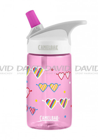 detail Láhev CAMELBAK Eddy Kids 0,4l Love Glasses