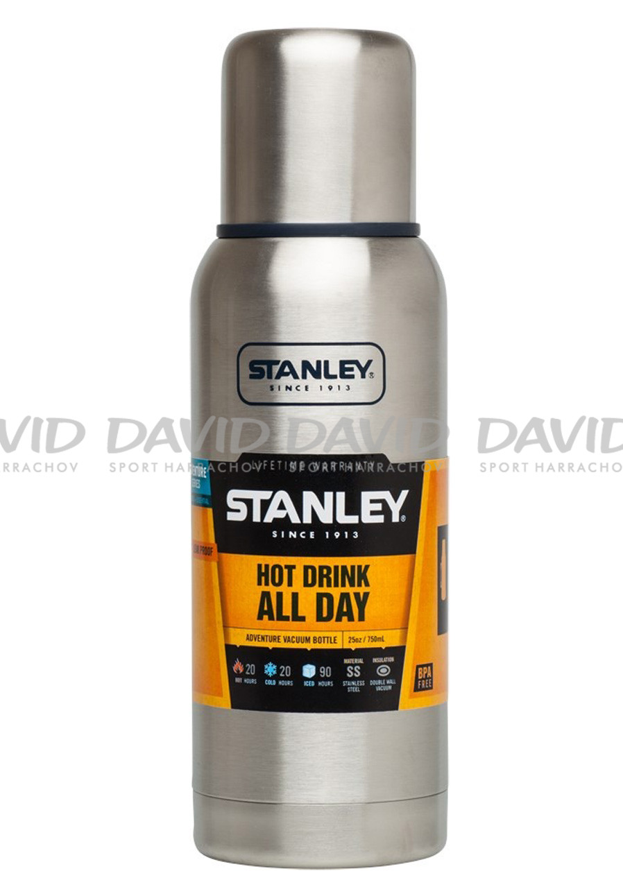 detail Termoska Stanley Adventure 750 ml Steel