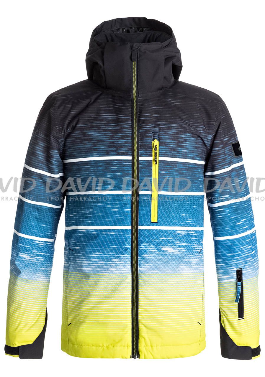 QUIKSILVER 17 EQBTJ03062 MISSION ENGINEERED GGP6