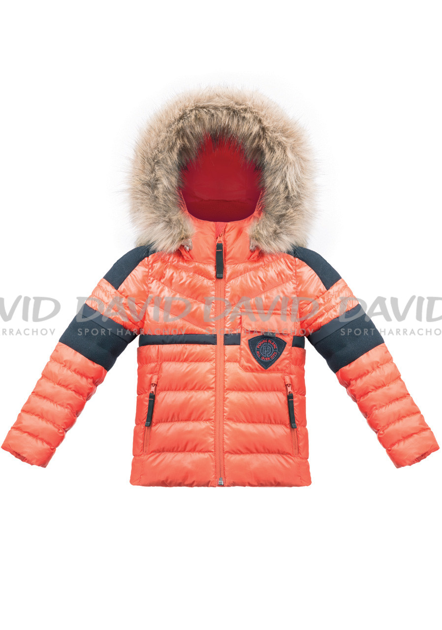 POIVRE BLANC W17-1215-BBBY/A Padded Jacket 4-7
