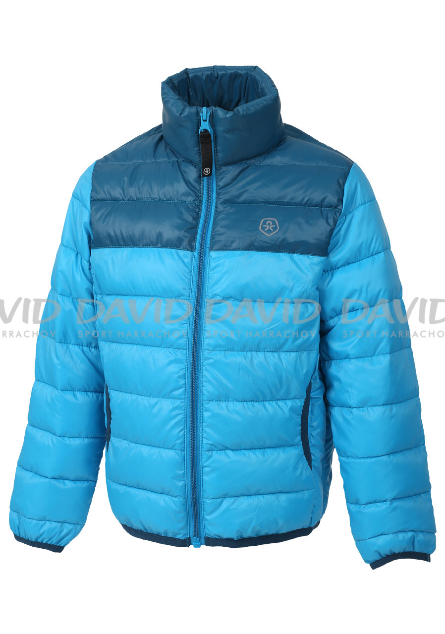 Dětská bunda Color Kids King padded jacket Hawaiian Surf
