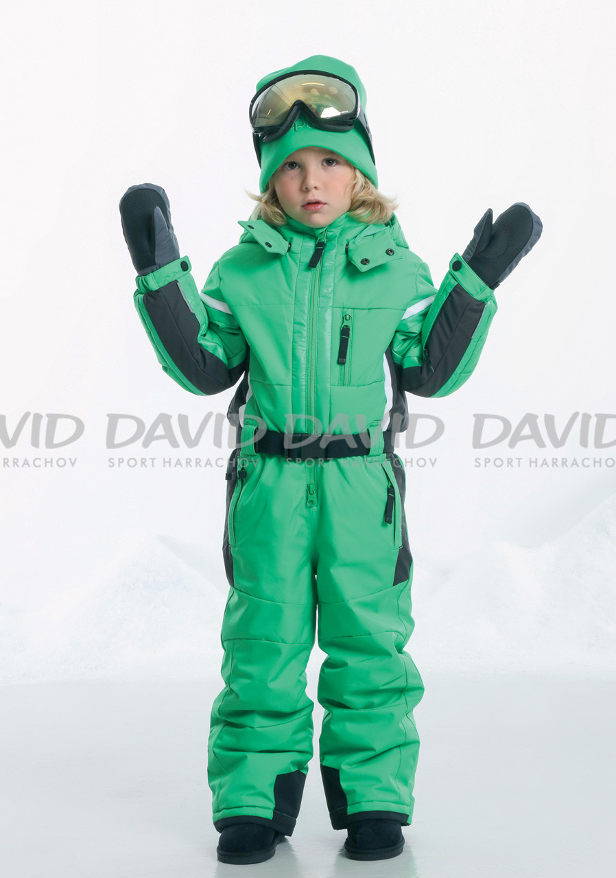 POIVRE BLANC W17-0930-BBBY Ski Overall 4-7 GREEN