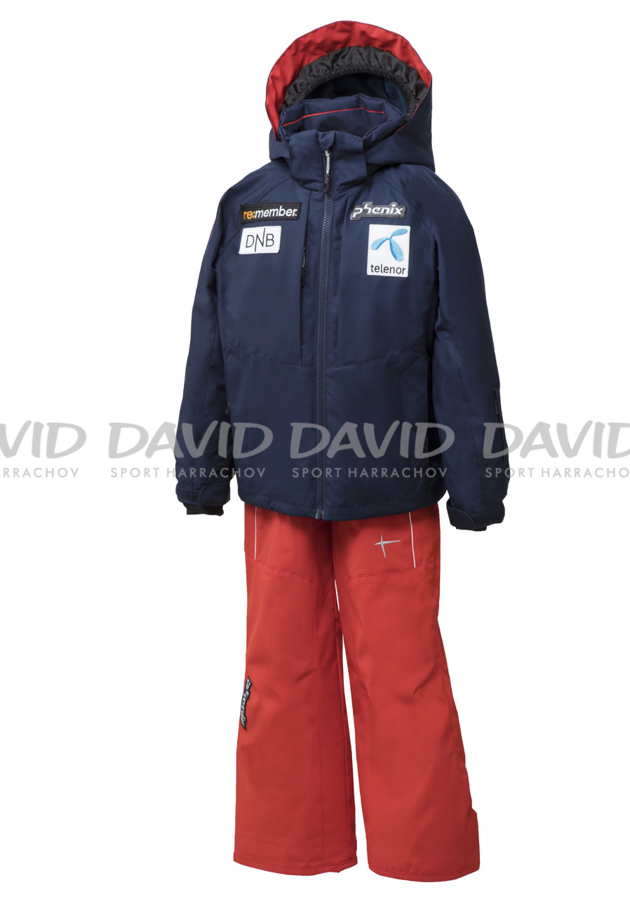 náhled PHENIX ES7G22P80 NORWAY ALPINE SUITS