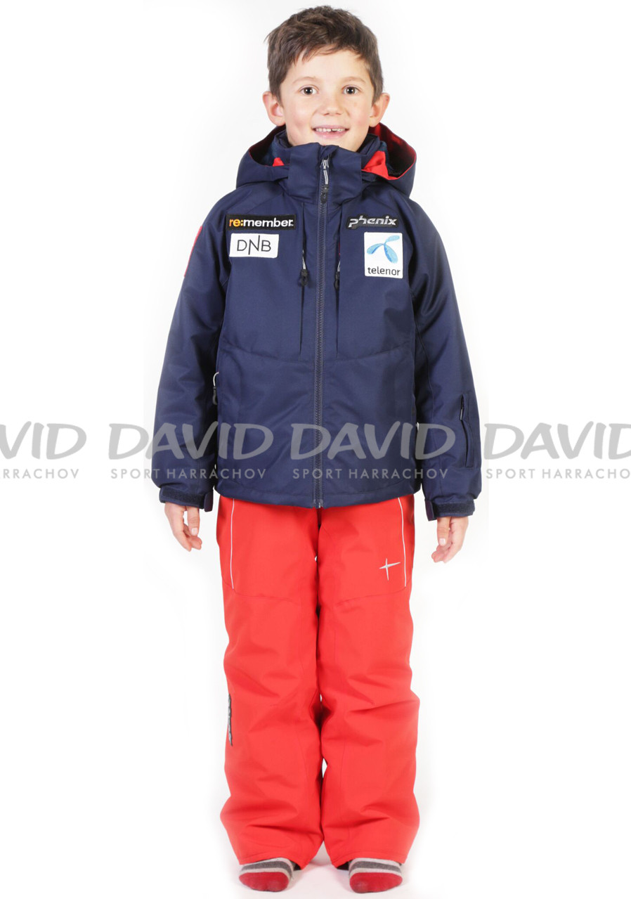 detail PHENIX ES7G22P80 NORWAY ALPINE SUITS