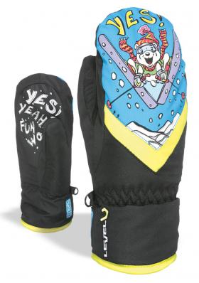 Dětské lyžařské palčáky LEVEL KID MITT GORE-TEX 36d8ede80a