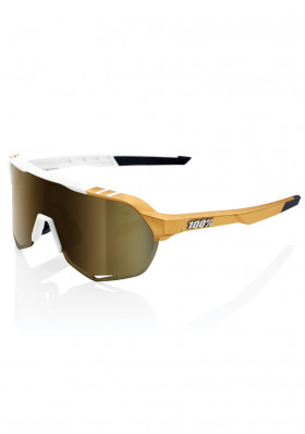 Peter Sagan 100% S2 LE White Gold - Soft Gold Mirror