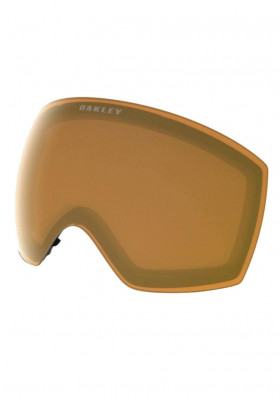 OAKLEY 101-423-004 Flight Deck Repl Lens Prizm Persimmon