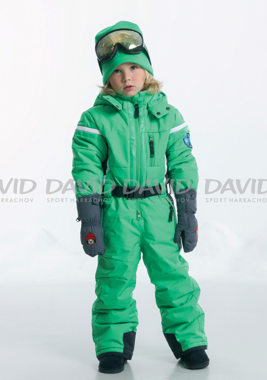POIVRE BLANC W17-0930-BBBY Ski Overall 18-3 GREEN