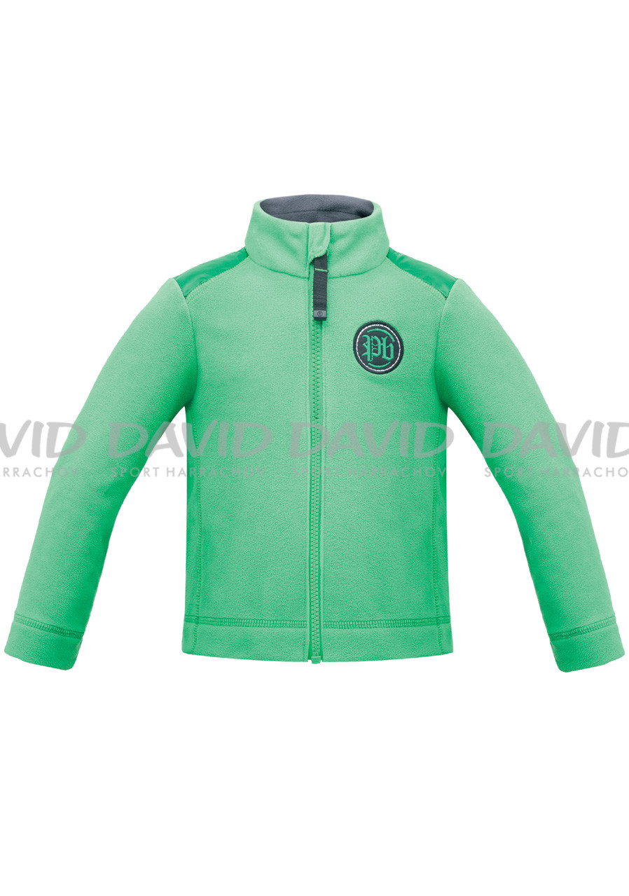 náhled POIVRE BLANC W17-1511-BBBY Fleece Sweater GREEN