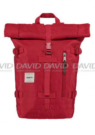 detail Batoh Barts Mountain Backpack Red